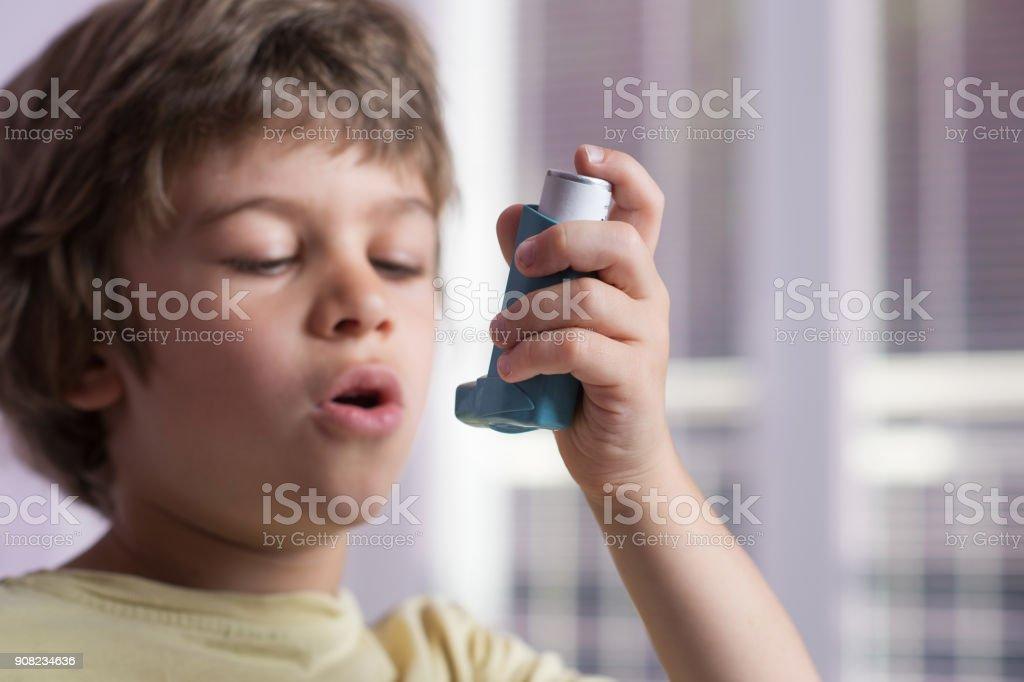Asma - foto de acervo