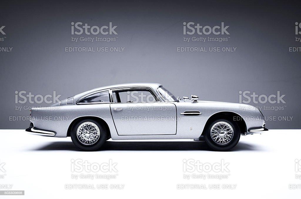 Aston Martin Db5 Modell Stockfoto Und Mehr Bilder Von 1960 1969 Istock