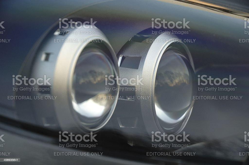 Aston Martin DB9 stock photo