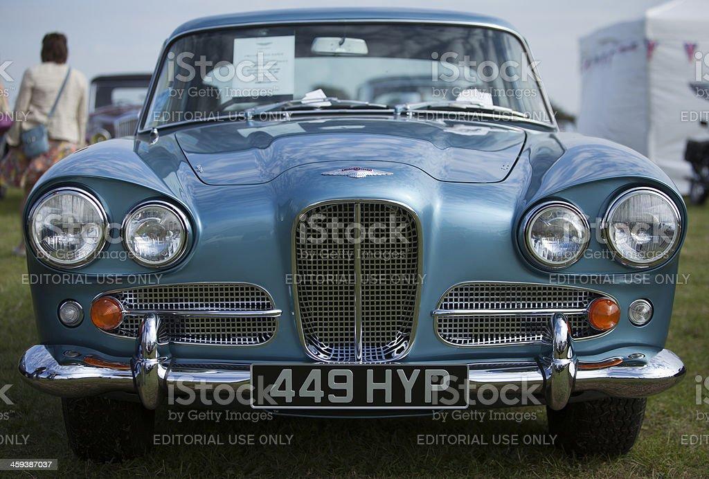 Aston Martin Lagonda Rapide Stockfoto Und Mehr Bilder Von 1960 1969 Istock