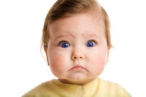 istock Astonished baby 146732387