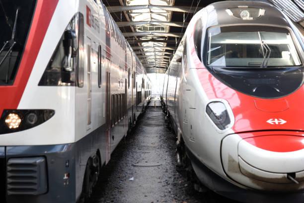 Astoro - ETR 610 SBB Zug – Foto