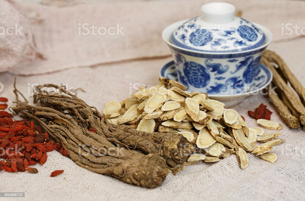 astragalus, stock photo