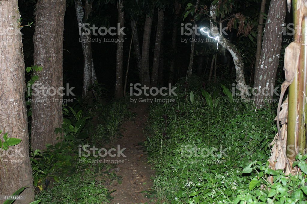 Astral beings stock photo