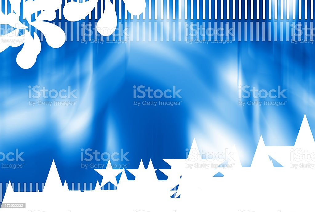 Astral blue stock photo