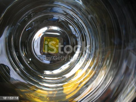 istock Astral gate, Glass reflections 181153118