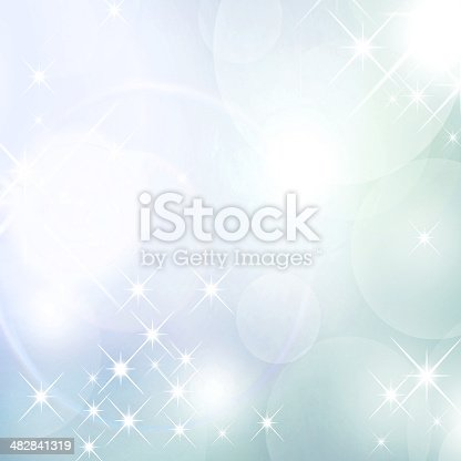 istock Astral lights abstraction 482841319