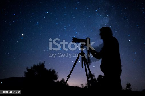 Astral photographer