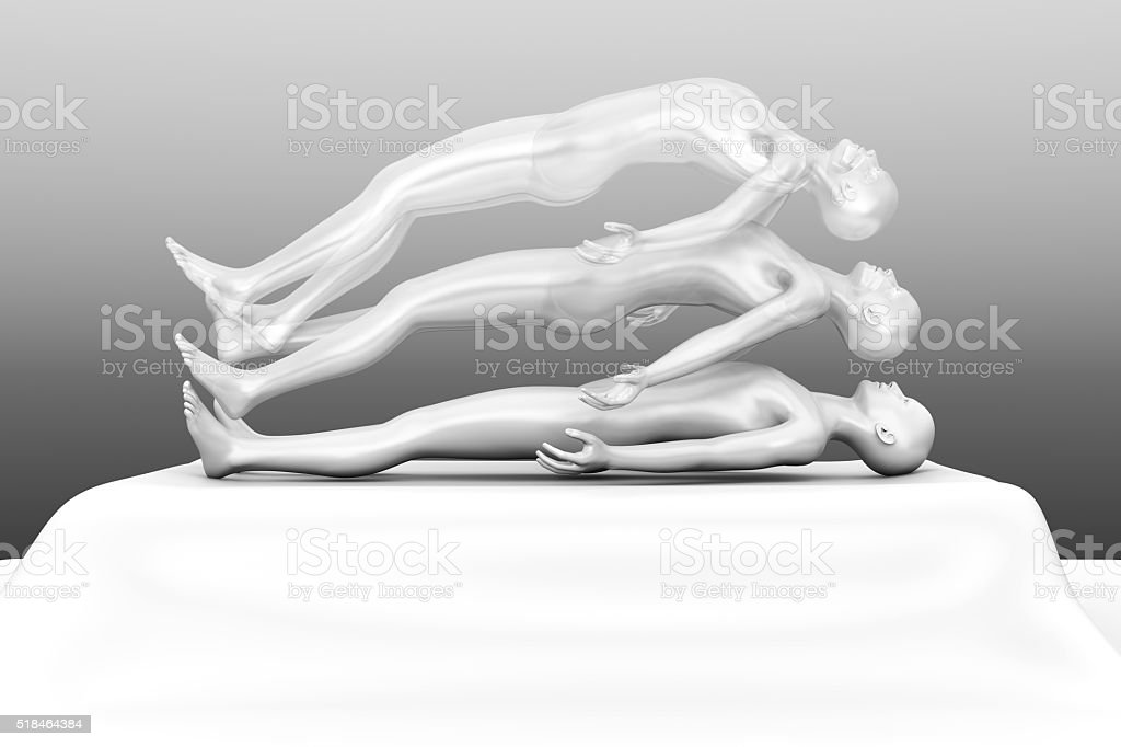 Astral Projection stock photo