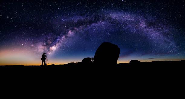 Astro Photographer stock photo