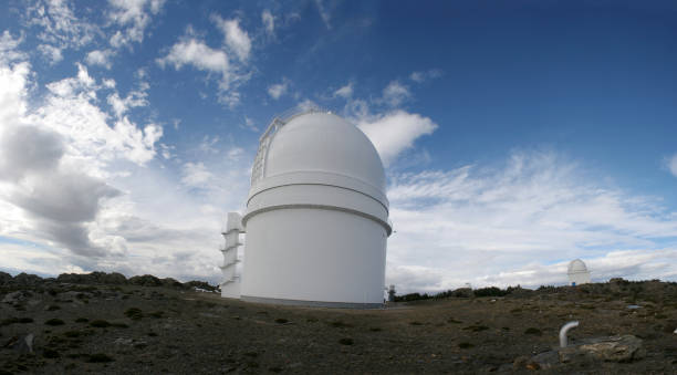 astrological observatory stock photo