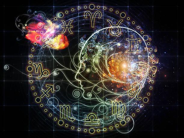 Astrologischen Profil – Foto