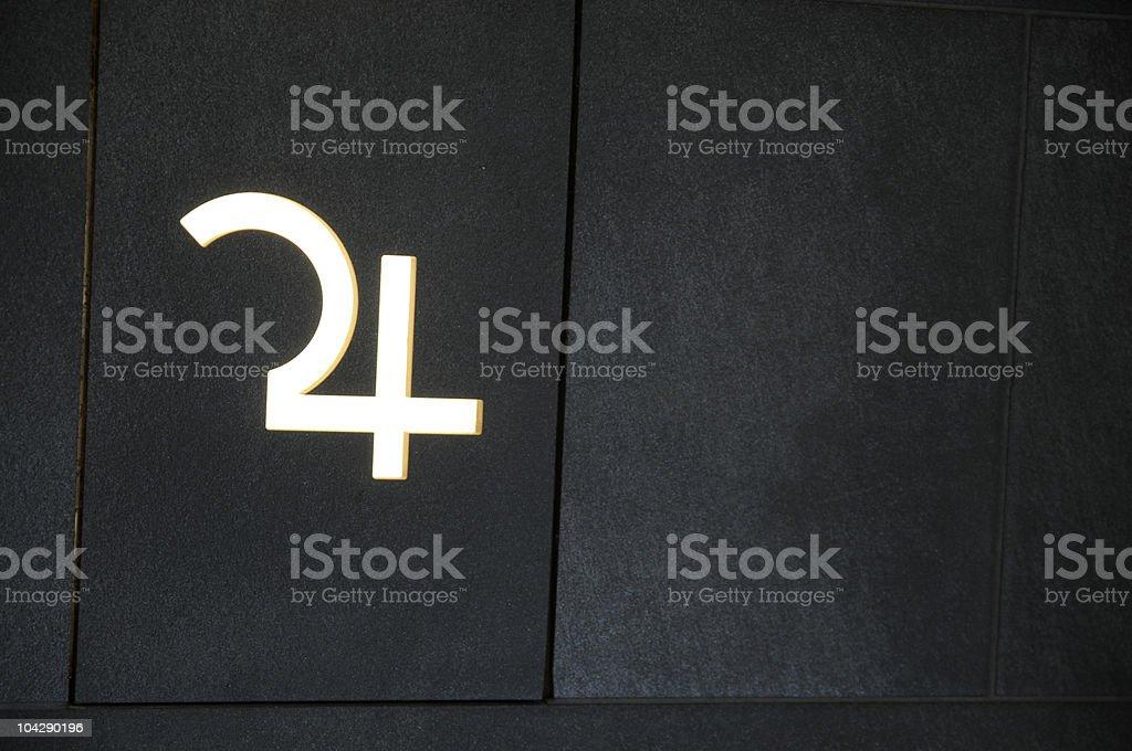 Astrological Symbol For Jupiter Stock Photo Istock