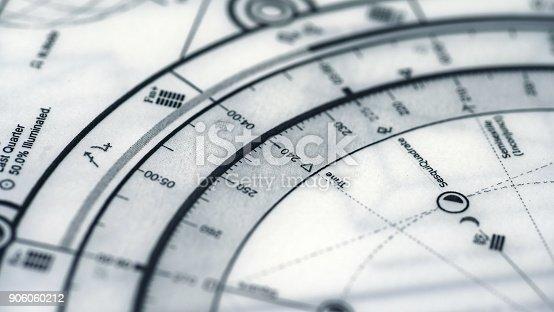 istock Astrology Chart 906060212