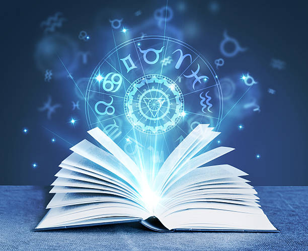 astrology magic book - Photo
