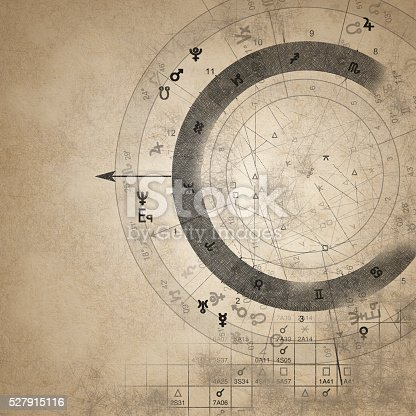 istock Astrology Sign 527915116