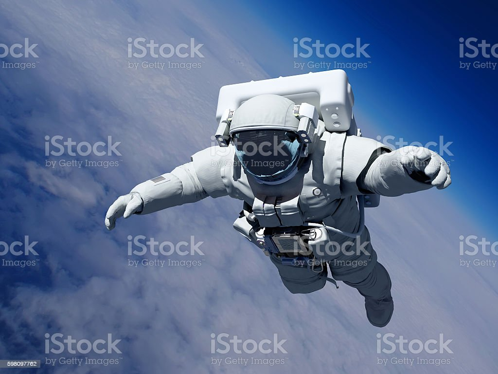Astronauta acima das nuvens stock foto royalty free istock astronauta acima das nuvens foto royalty free thecheapjerseys Choice Image