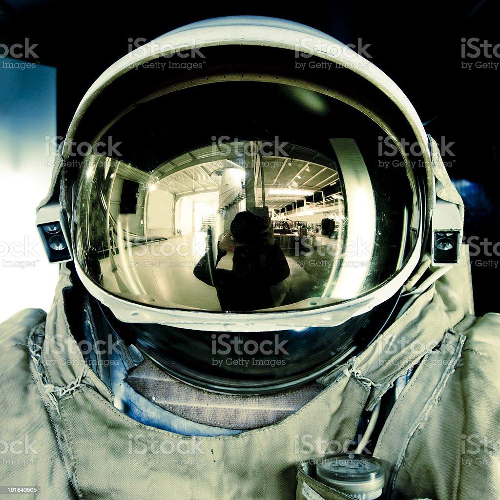 Astronauta - foto stock
