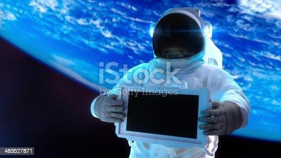 istock Astronaut 483527871