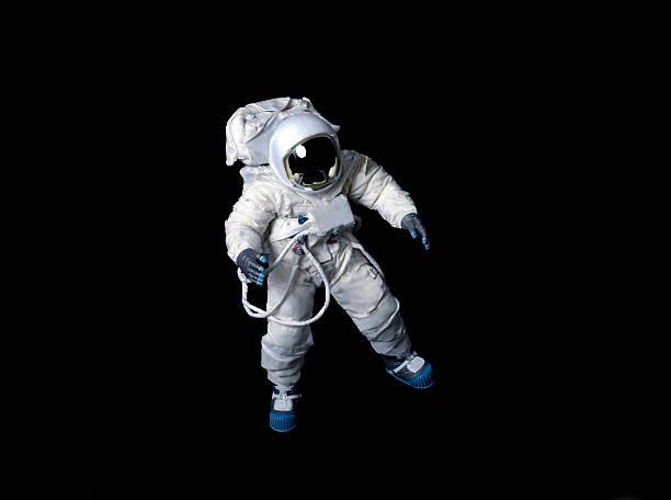 astronaut black background - photo #16
