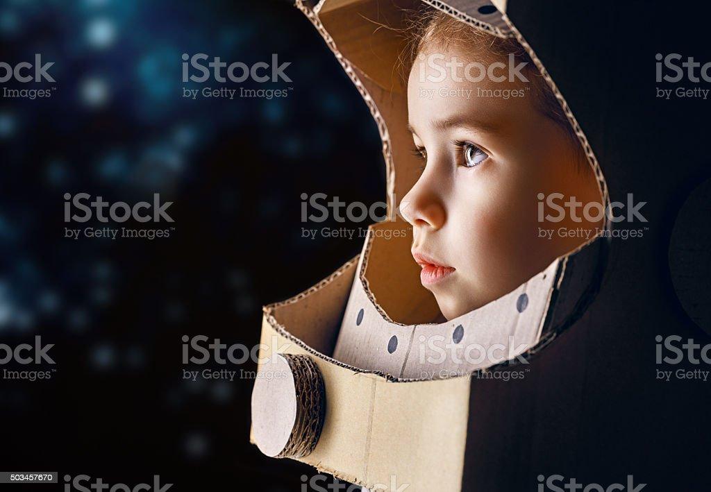 Astronauta - Foto de stock de Accesorio de cabeza libre de derechos
