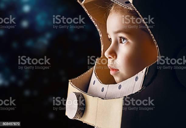 Astronauta Foto de stock y más banco de imágenes de Accesorio de cabeza