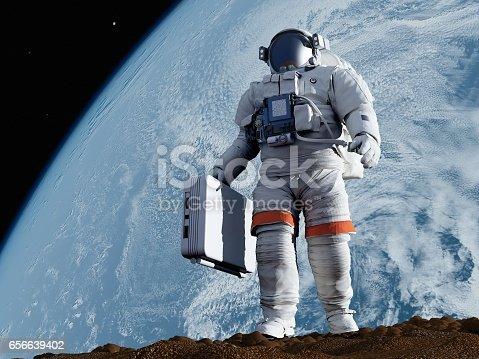 istock Astronaut 656639402