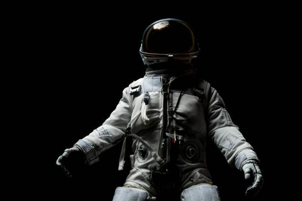 astronaut wonder stock photo