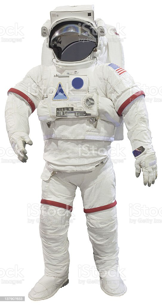 astronauts stock photo