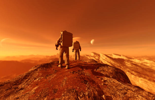 astronauts - astronaut stock pictures, royalty-free photos & images