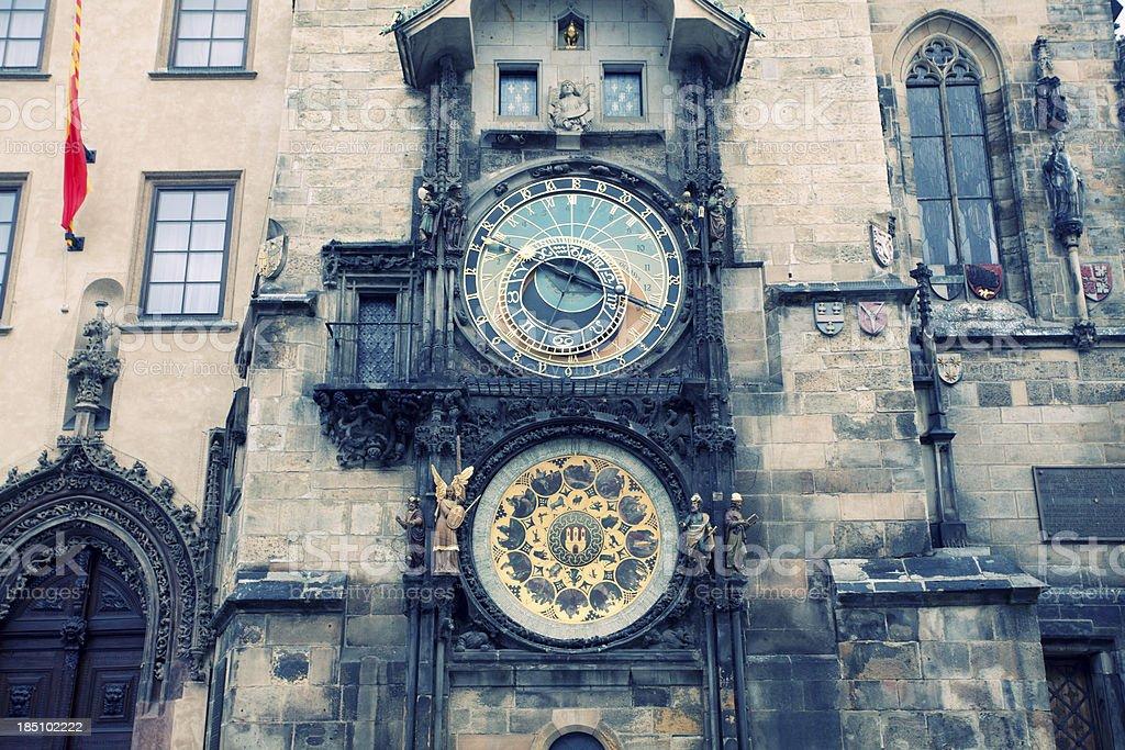 Orloj stock photo