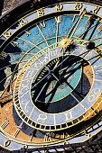 astronomical clock, Prague, Chech republic, Europe