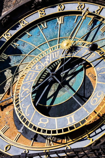 astronomical clock, Prague, Chech republic, Europe astronomical clock, Prague, Chech republic, Europe astronomical clock prague stock pictures, royalty-free photos & images
