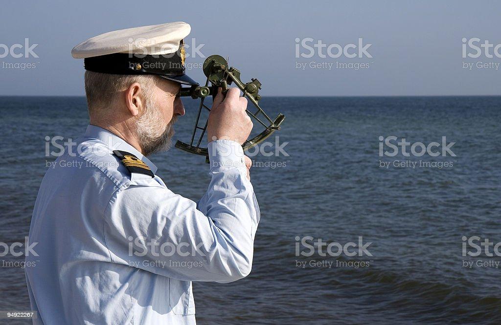 Astronomical Navigation stock photo