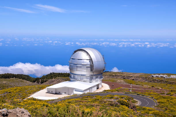 天文台望遠鏡 - 観測所 ストックフォトと画像