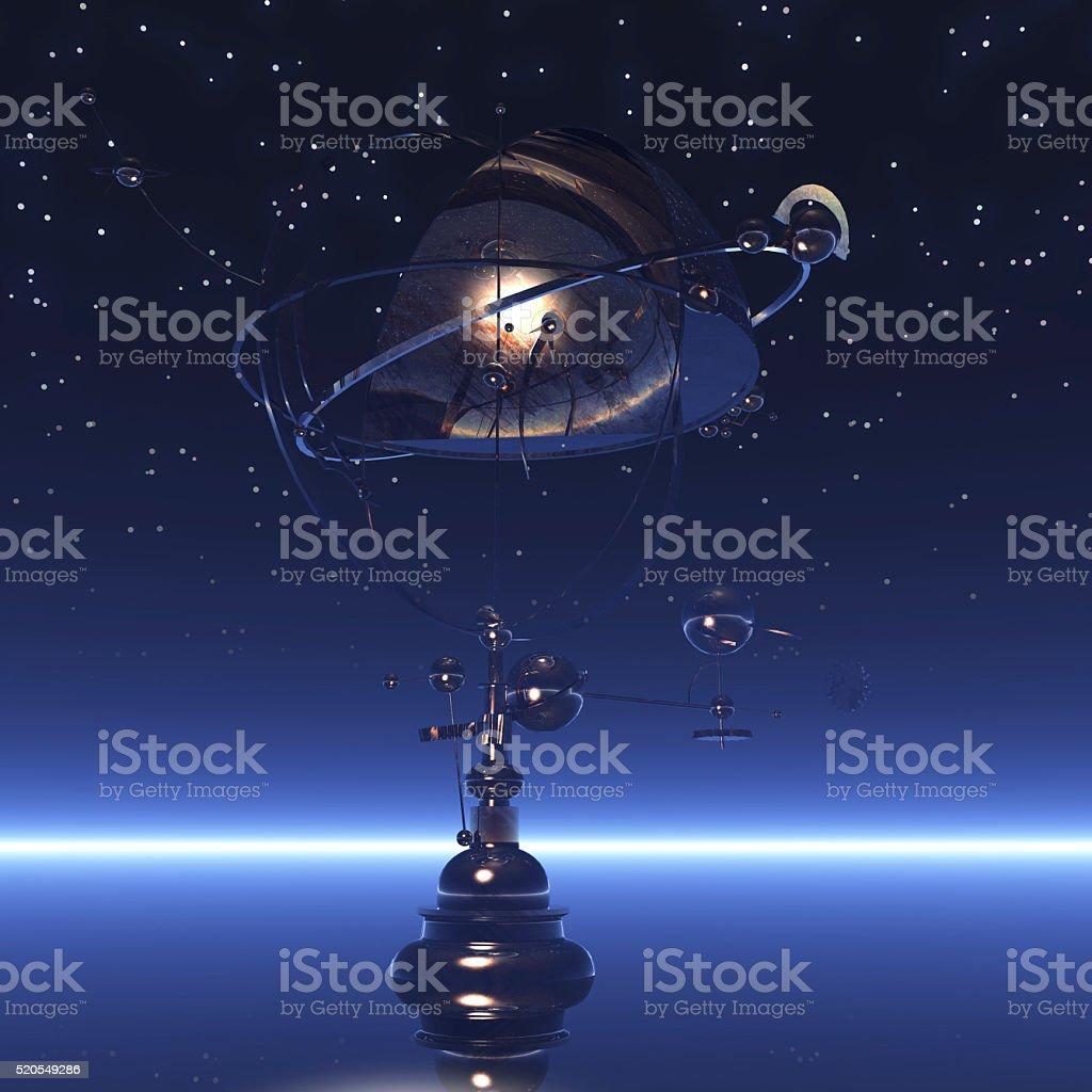 Astronomía - foto de stock
