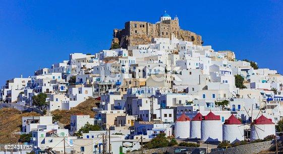 istock Astypalea island - Dodecanese, Greece 622431782