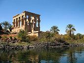 Temple in Aswan/Egypt