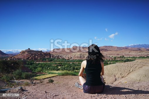 872393896istockphoto Aït Ben Haddou - Ancient city in Morocco North Africa 821572268