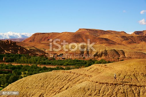872393896istockphoto Aït Ben Haddou - Ancient city in Morocco North Africa 821572892