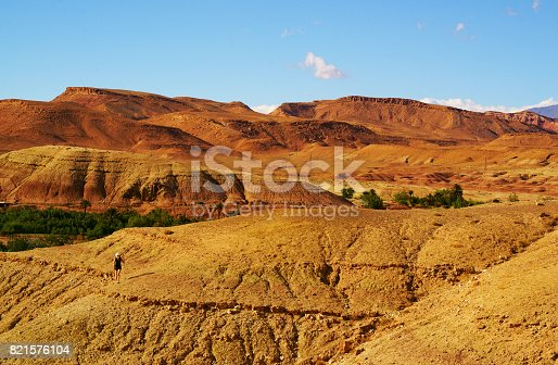 872393896istockphoto Aït Ben Haddou - Ancient city in Morocco North Africa 821576104