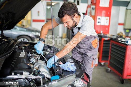 istock At car service 1138679208