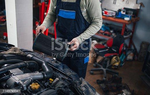 istock At car service 1143293341