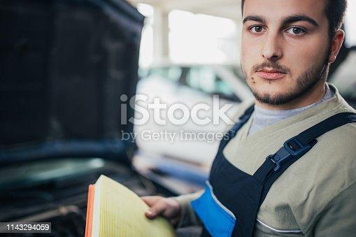 istock At car service 1143294059