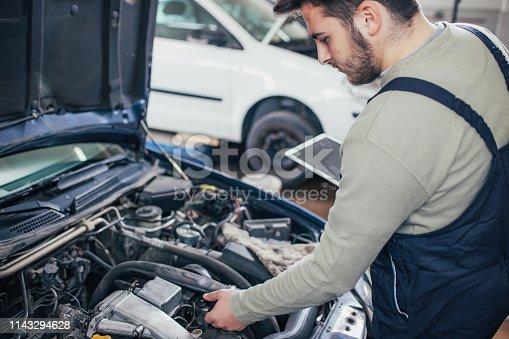 istock At car service 1143294628