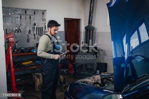 istock At car service 1143295416