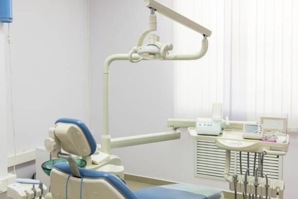 Bei Zahnarztpraxis – Foto