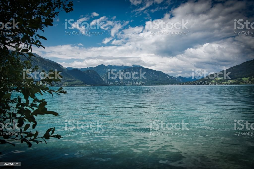 Am Attersee – Foto