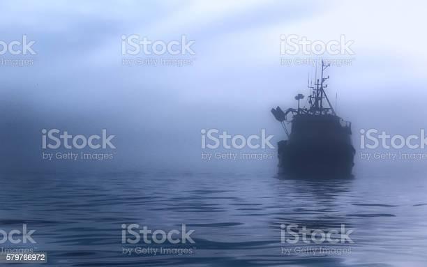 Photo of At Sea...