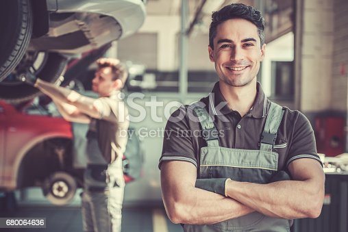 istock At the auto service 680064636